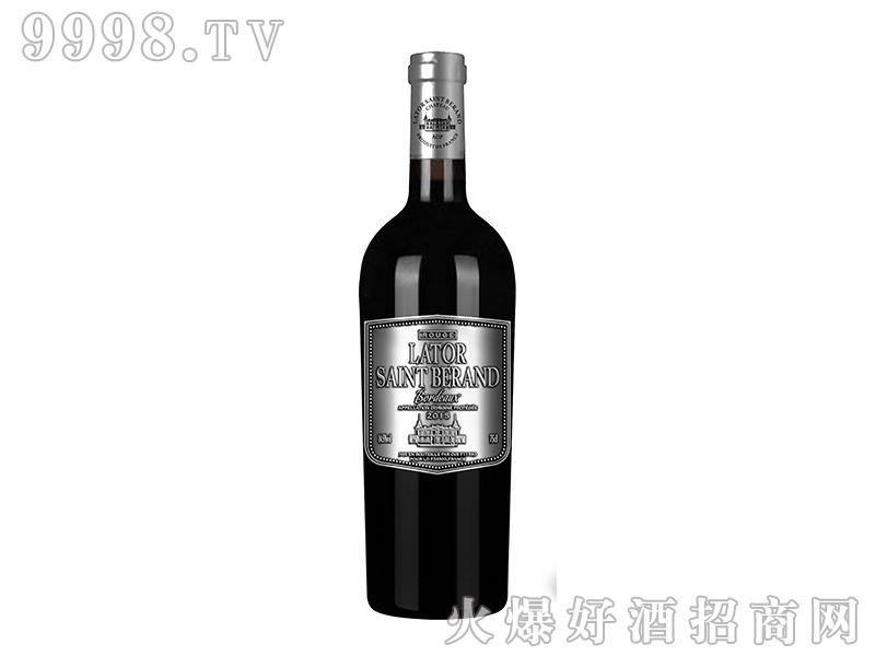 拉图圣莫伯特・索里斯干红葡萄酒