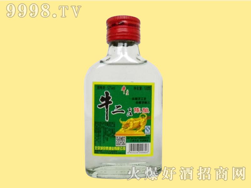 牛二古法陈酿酒100ml