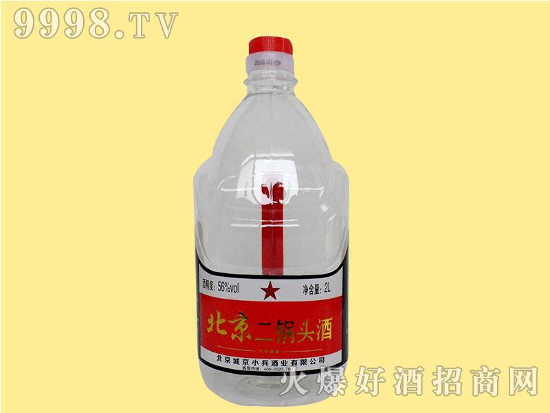 京小兵北京二锅头两升桶