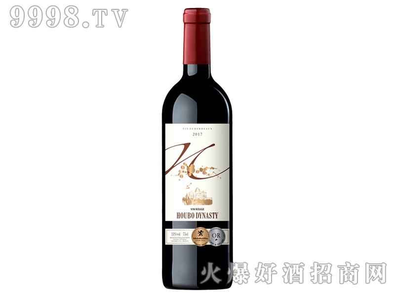 侯伯皇朝・皇爵干红葡萄酒-红酒招商信息