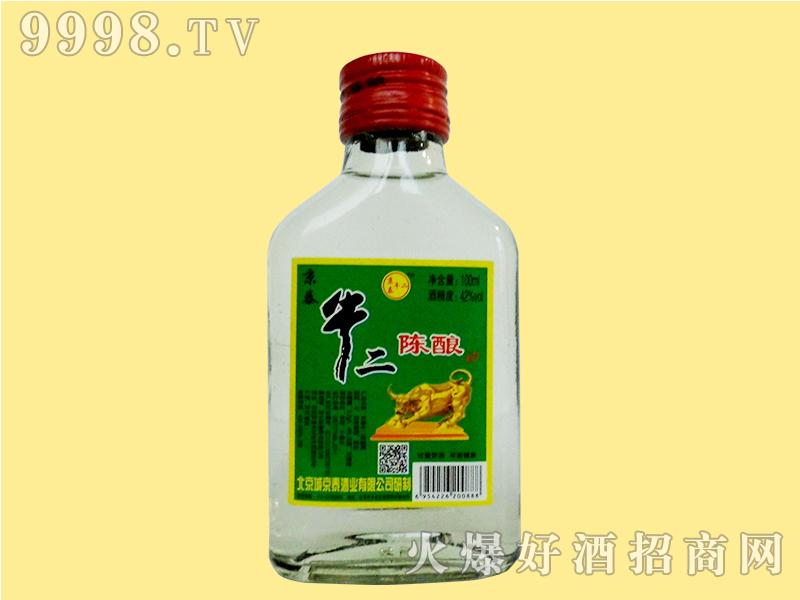 牛二陈酿酒100ml