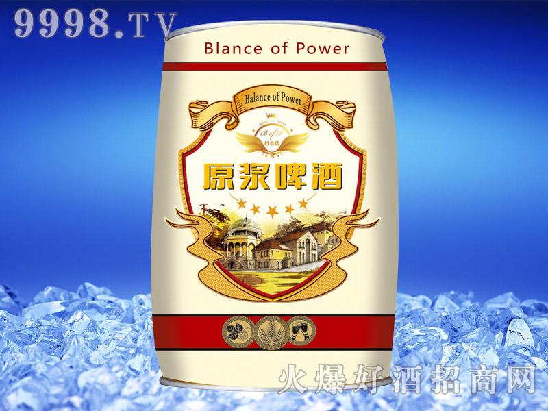 5L原浆白啤桶装-啤酒招商信息