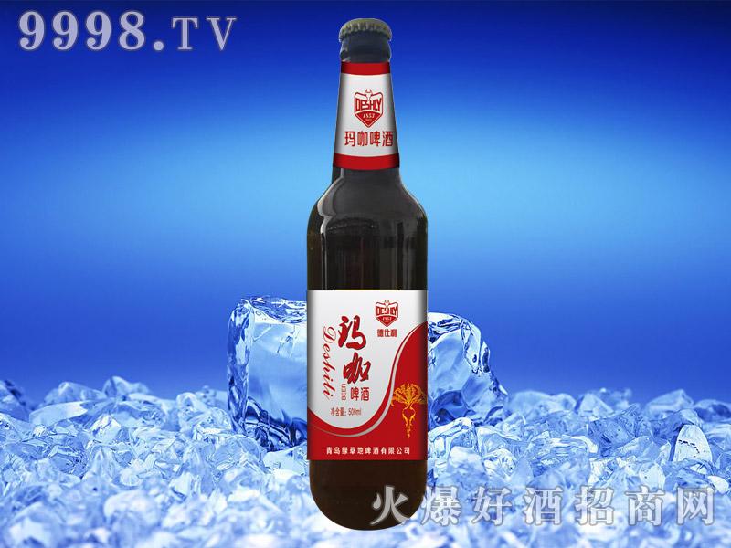 500ML*12玛咖啤酒红白标棕-啤酒招商信息