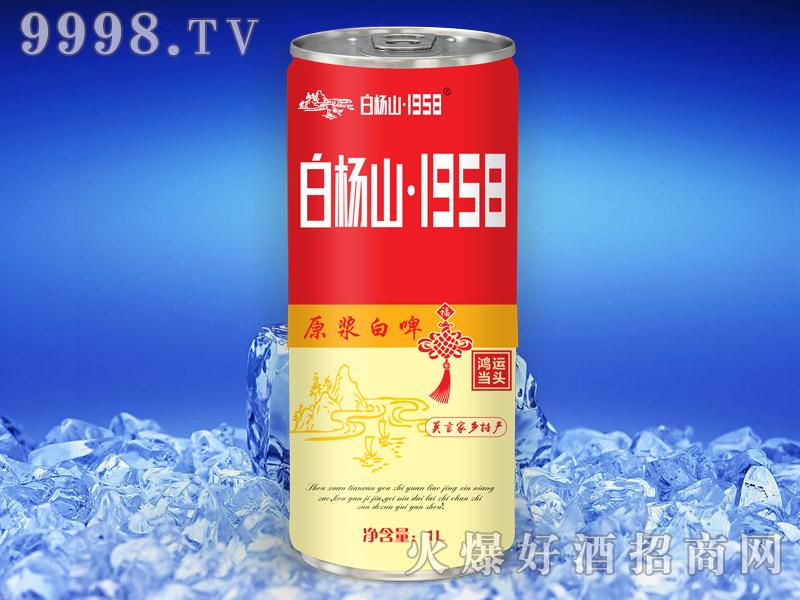 1L*6原浆白啤酒-啤酒招商信息