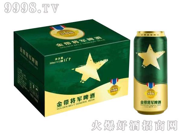 金带将军啤酒24罐