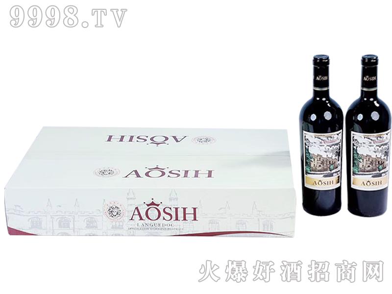 奥思皇・城堡荣尊干红葡萄酒