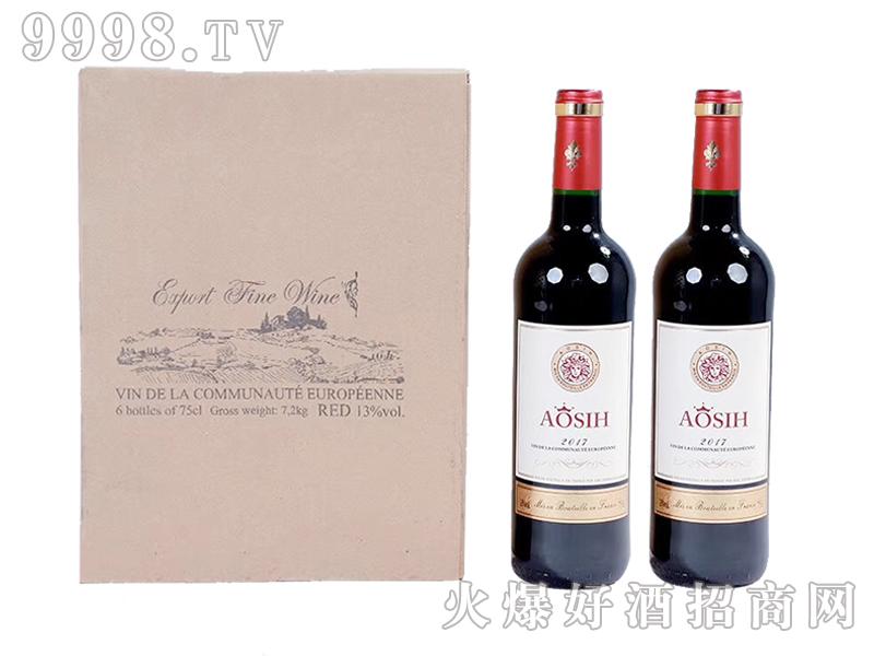 奥思皇・奥思女王干红葡萄酒