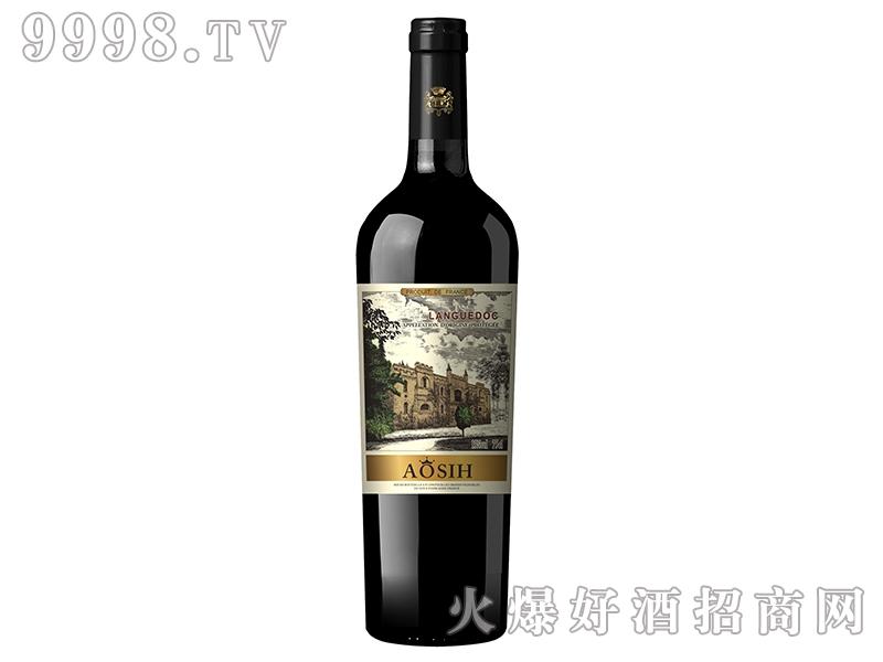 奥思皇・城堡荣尊干红葡萄酒瓶装