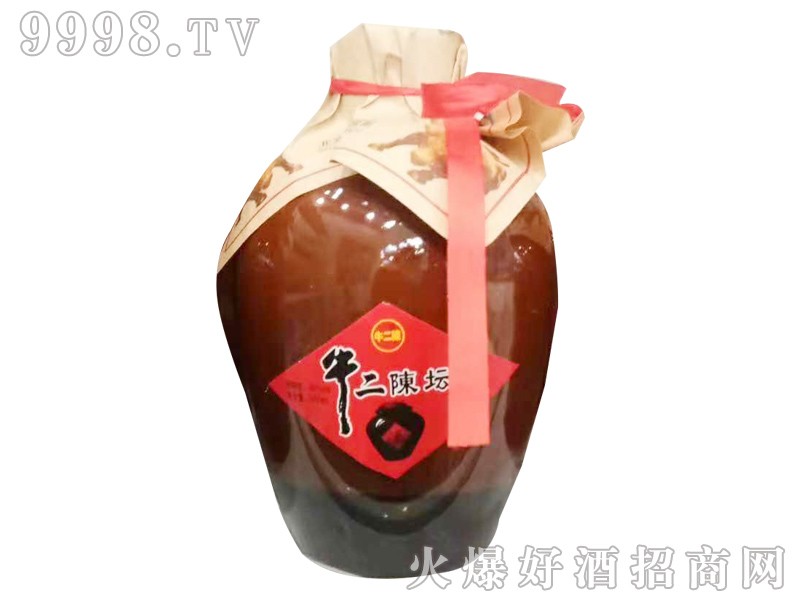 牛二陈坛香酒系列