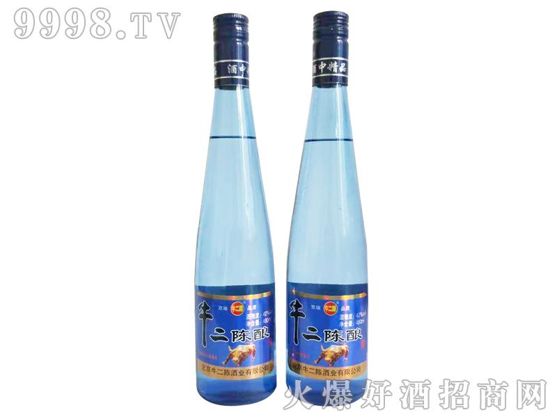 牛二陈酿高蓝500ml