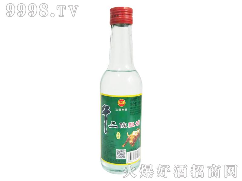 牛二陈酿酒248ml