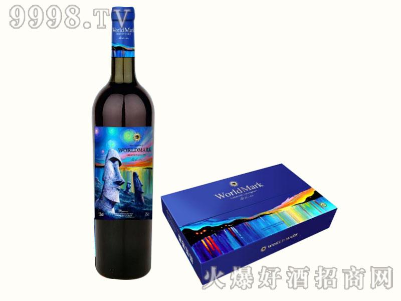 世界印记珍藏级神护有机干红葡萄酒