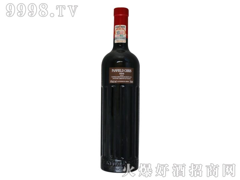 奔富克鲁斯BIN898兰好跃溪山谷高级赤霞珠干红葡萄酒16度