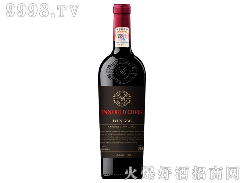 奔富克鲁斯BIN568赤霞珠干红葡萄酒14.5度-红酒招商信息