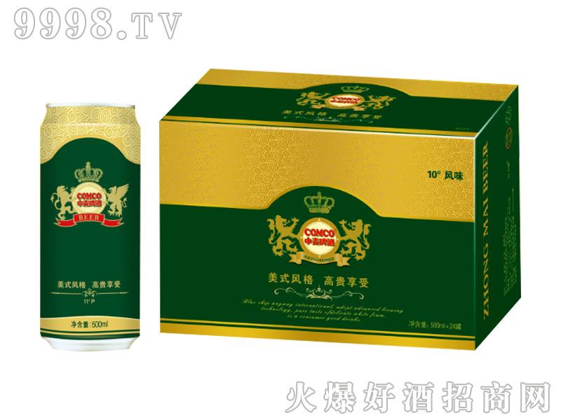 中麦啤酒-优质500mlx24