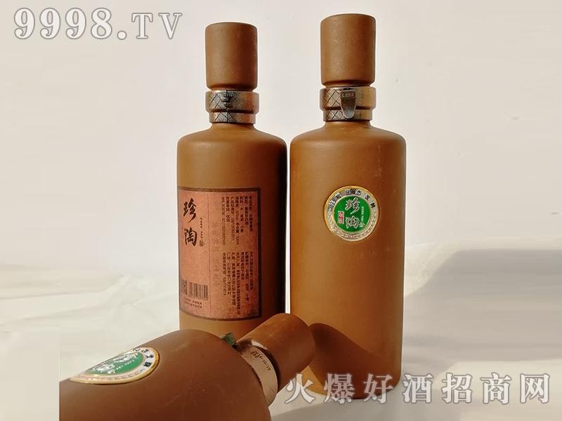 茅台镇珍陶老酱酒
