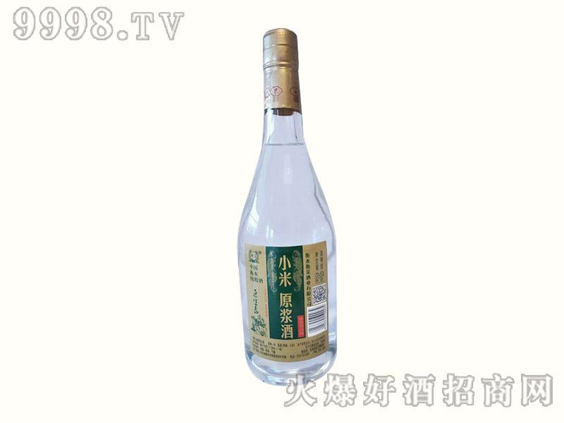 董子窖酒小米原浆酒
