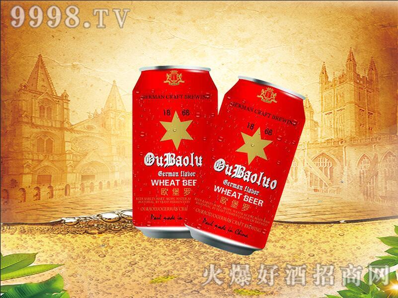欧堡罗麦汁原浆啤酒-008