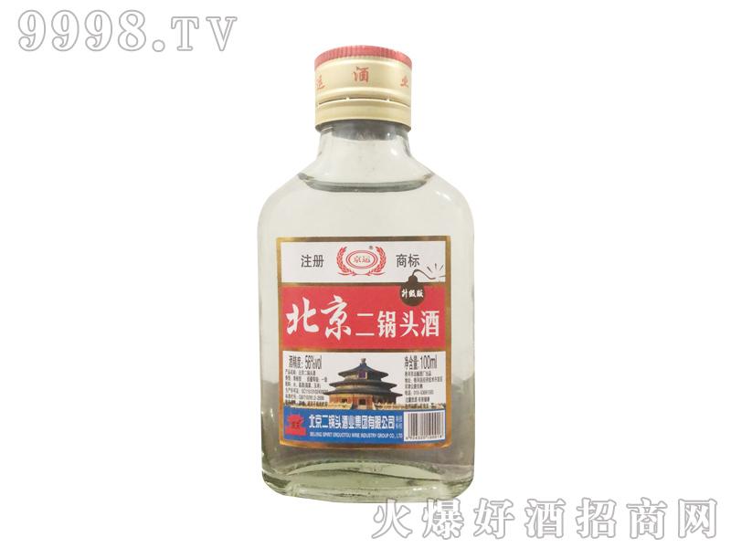京运北京二锅头56度100ml