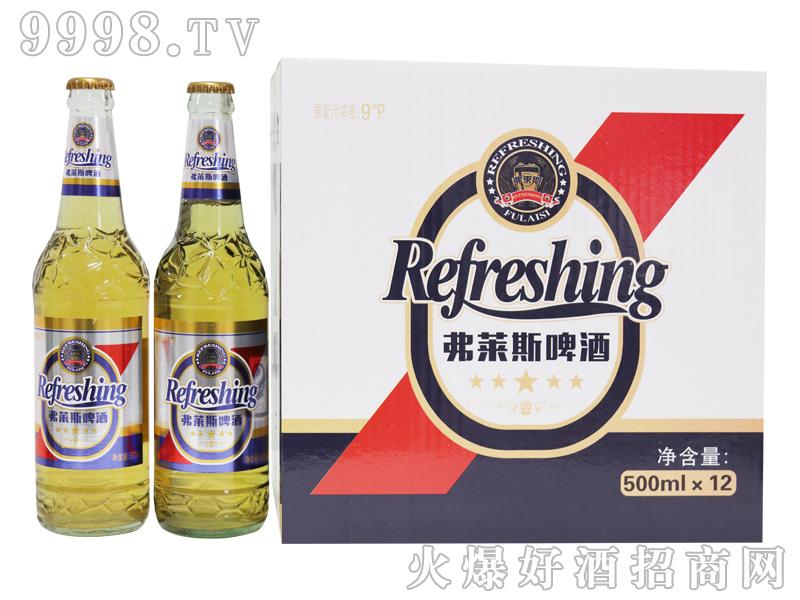 弗莱斯啤酒500mlx12