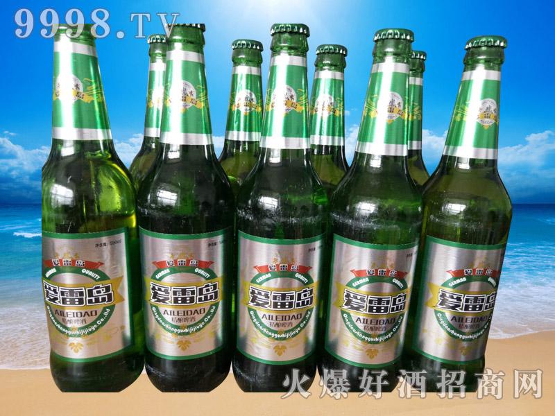 爱雷岛瓶装啤酒590ml