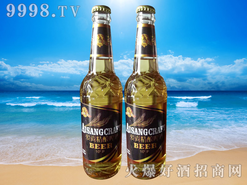 爱雷岛爱尚精酿10°啤酒
