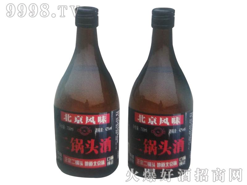 北京二锅头酒750ml北京风味