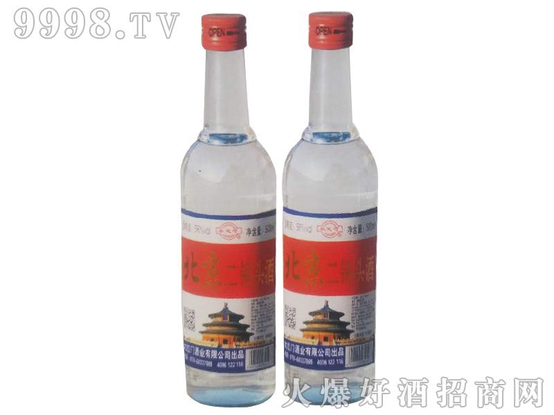 北京二锅头酒500mlx12(白瓶)系列