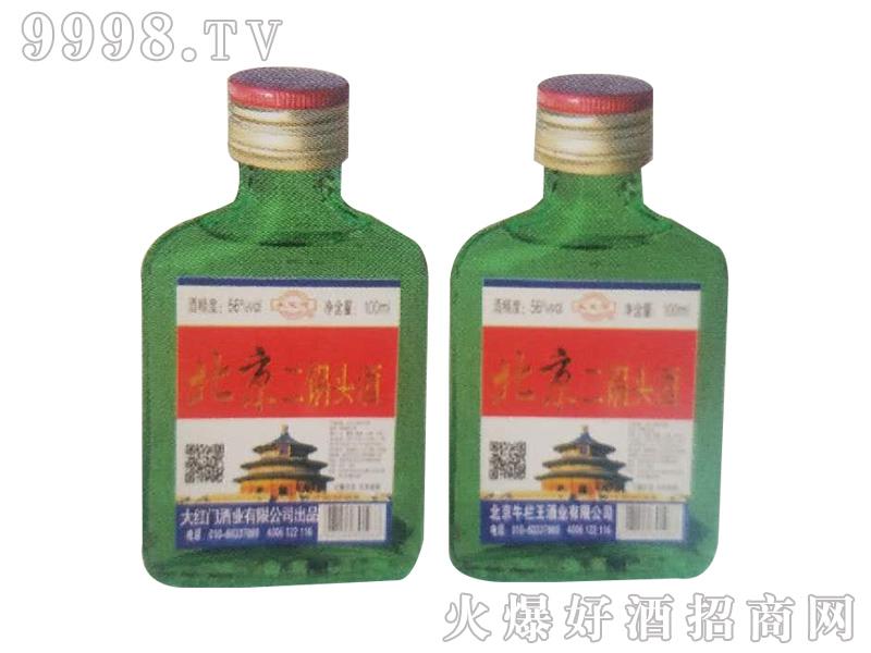 北京二锅头酒100mlx40(绿瓶)