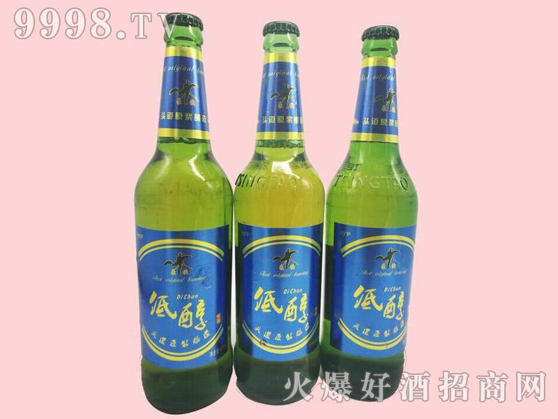 低醇啤酒600ml×9瓶塑包