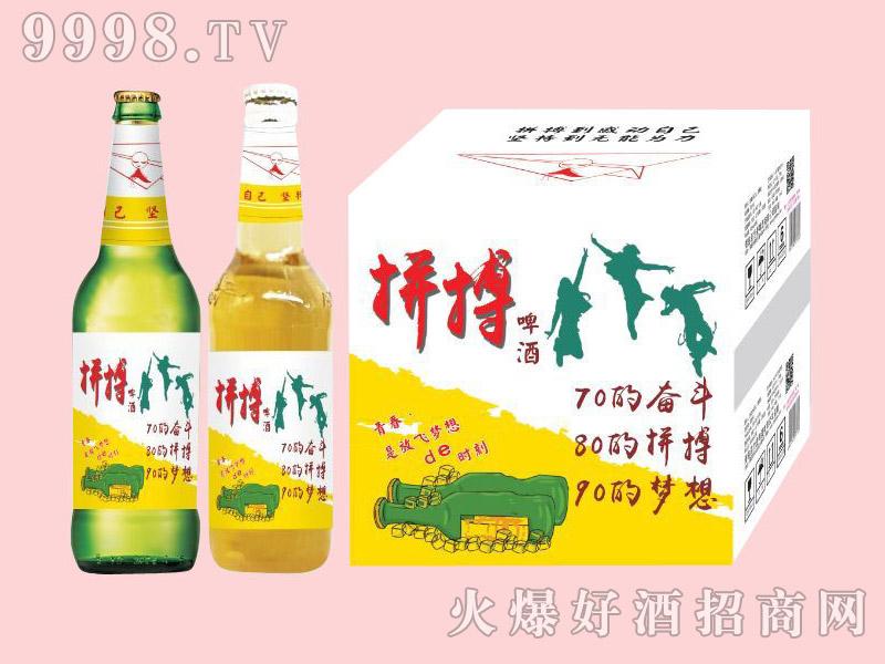 金麦鲜拼搏年代啤酒500ml×12瓶