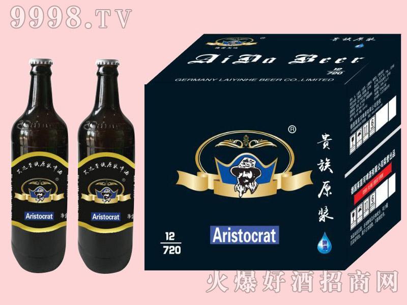 艾达原浆枣汁啤酒720ml×12瓶
