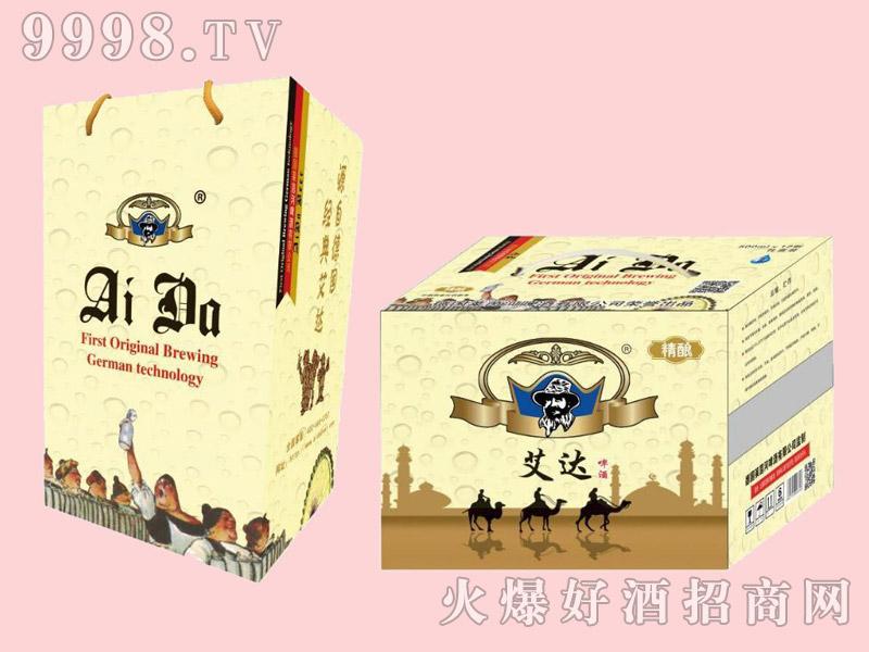 艾达精酿啤酒500ml×12罐