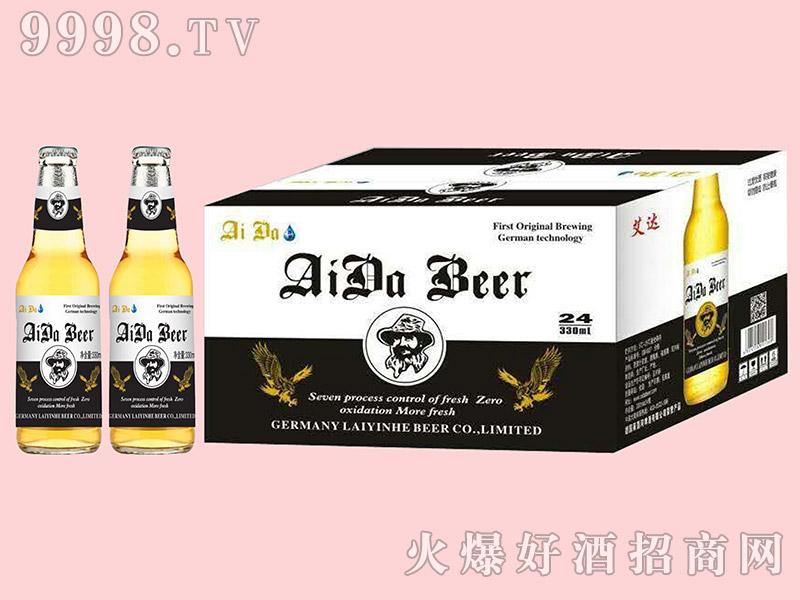 艾达澳麦啤酒12°330ml×24瓶