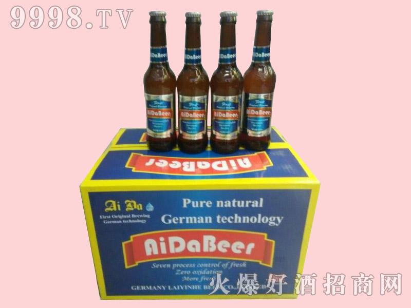 艾达啤酒11°330ml×24瓶