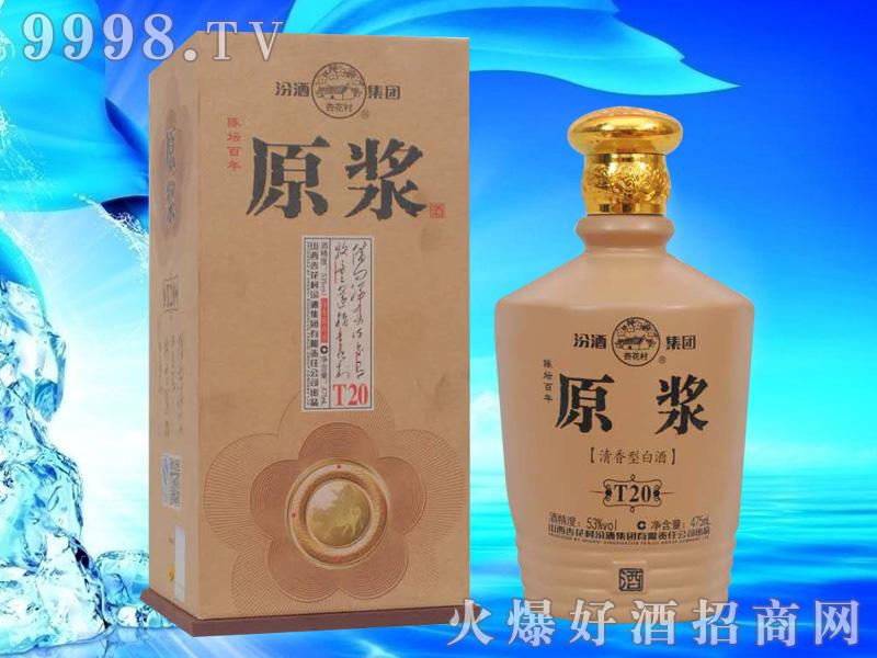 汾酒集团原浆酒T20