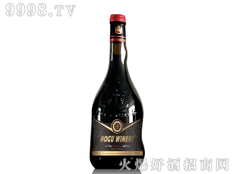诺谷酒庄赤霞珠干红葡萄酒-红酒招商信息