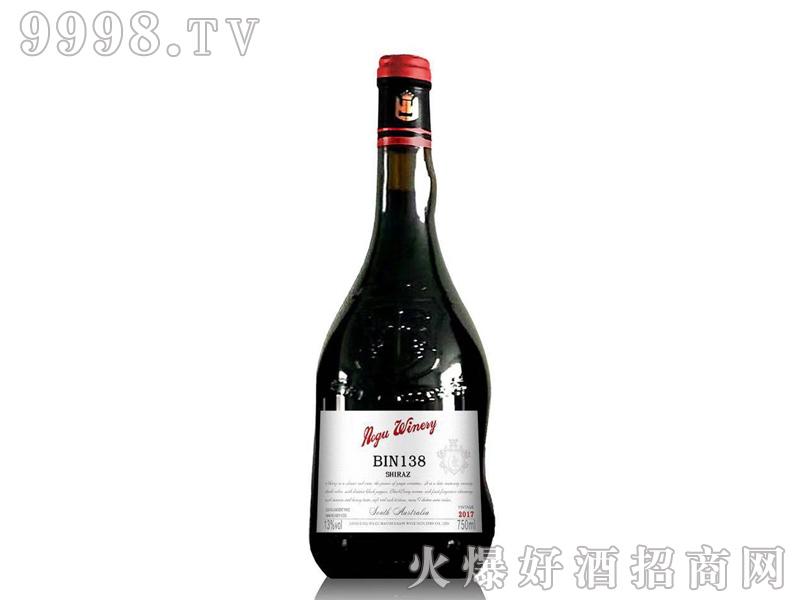诺谷酒庄西拉干红葡萄酒-红酒类信息
