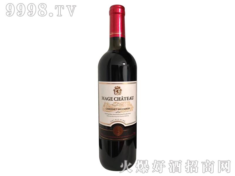 法国依托堡赤霞珠干红葡萄酒-红酒招商信息