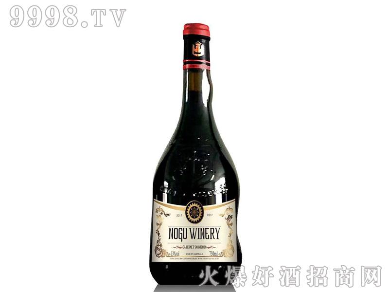 诺谷酒庄西拉子干红葡萄酒