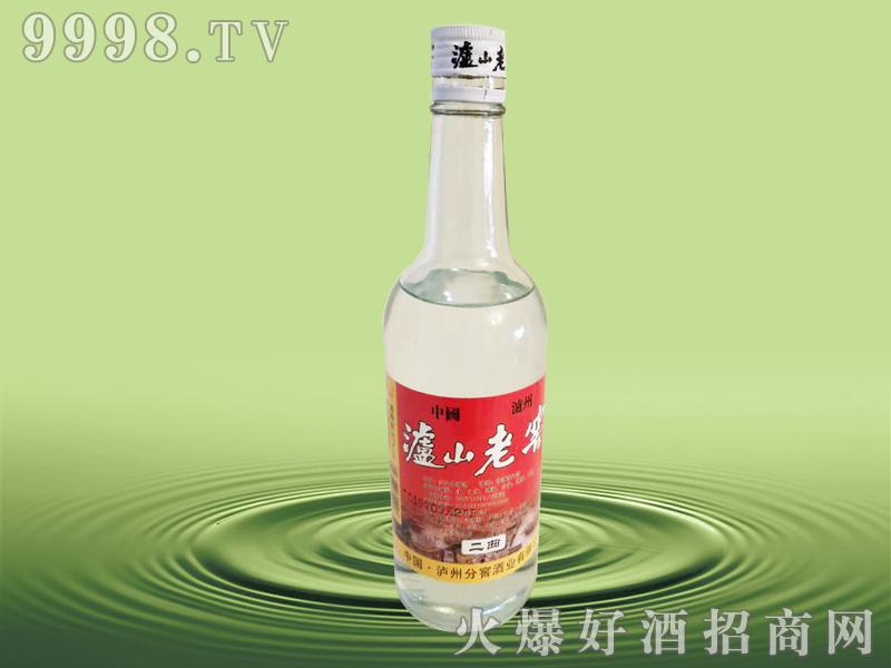 泸山老窖二曲酒-白酒招商信息