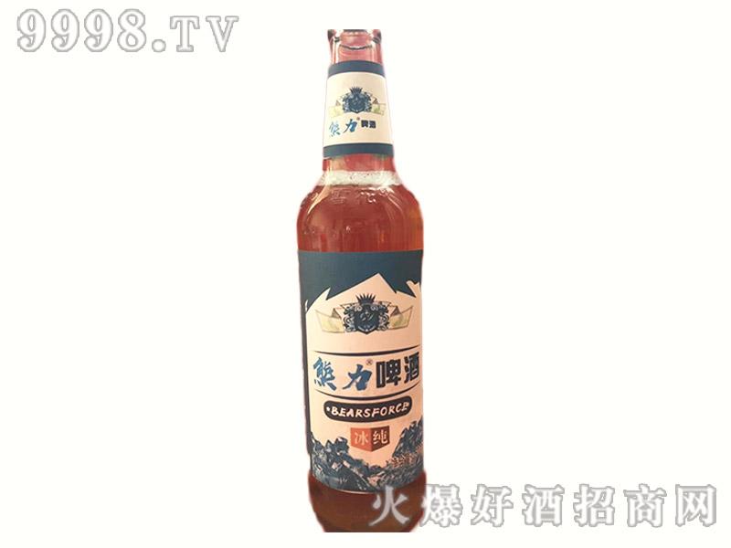 熊力啤酒冰纯-啤酒招商信息