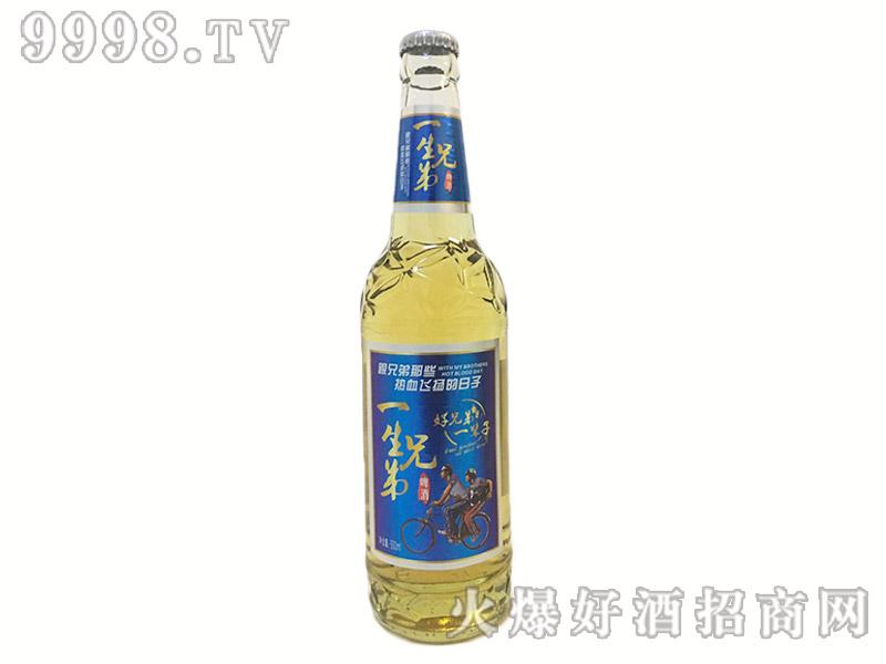 一生兄弟啤酒500ML