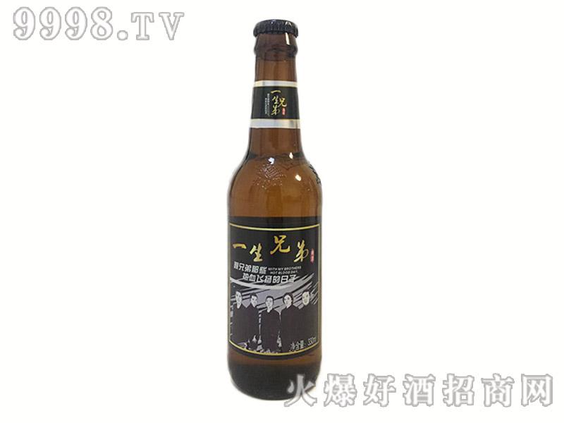 一生兄弟啤酒棕瓶330ML