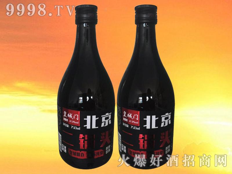 皇城门北京二锅头41.9°750ml