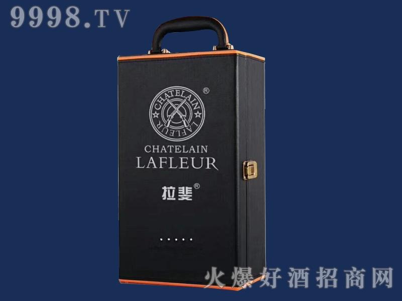 拉斐8号公馆干红葡萄酒盒装