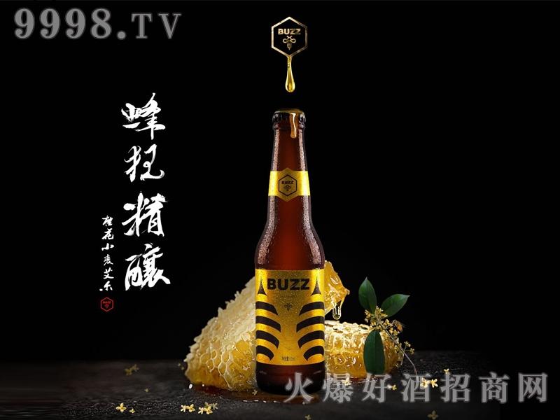 蜂狂精酿-桂花小麦艾尔啤酒-啤酒招商信息