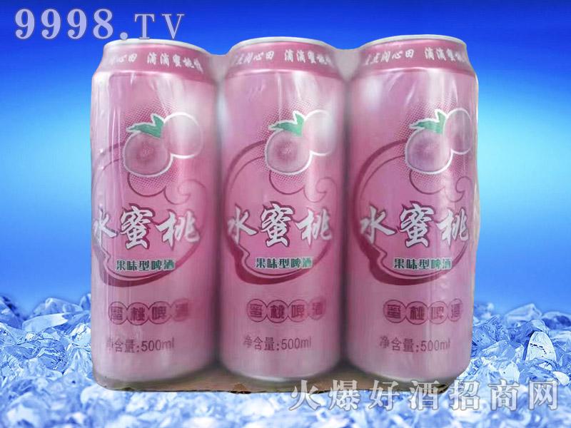 水蜜桃果味型啤酒