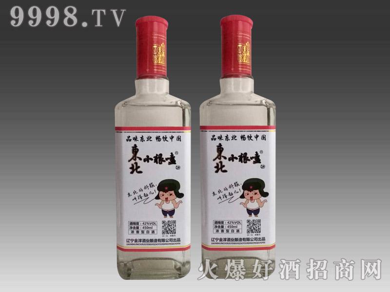东北小狠嗑酒42度450ml