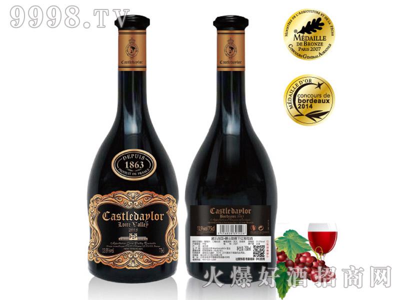 黛乐庄园・爵士勋章干红葡萄酒